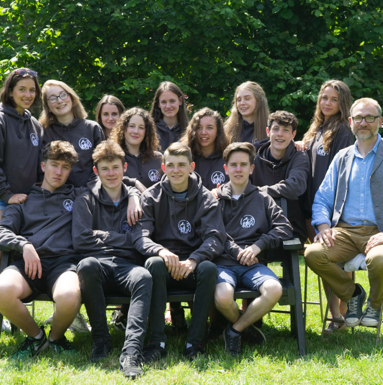 Class 10 from Ringwood Waldorf School with teacher Csaba Dolak 2016-17