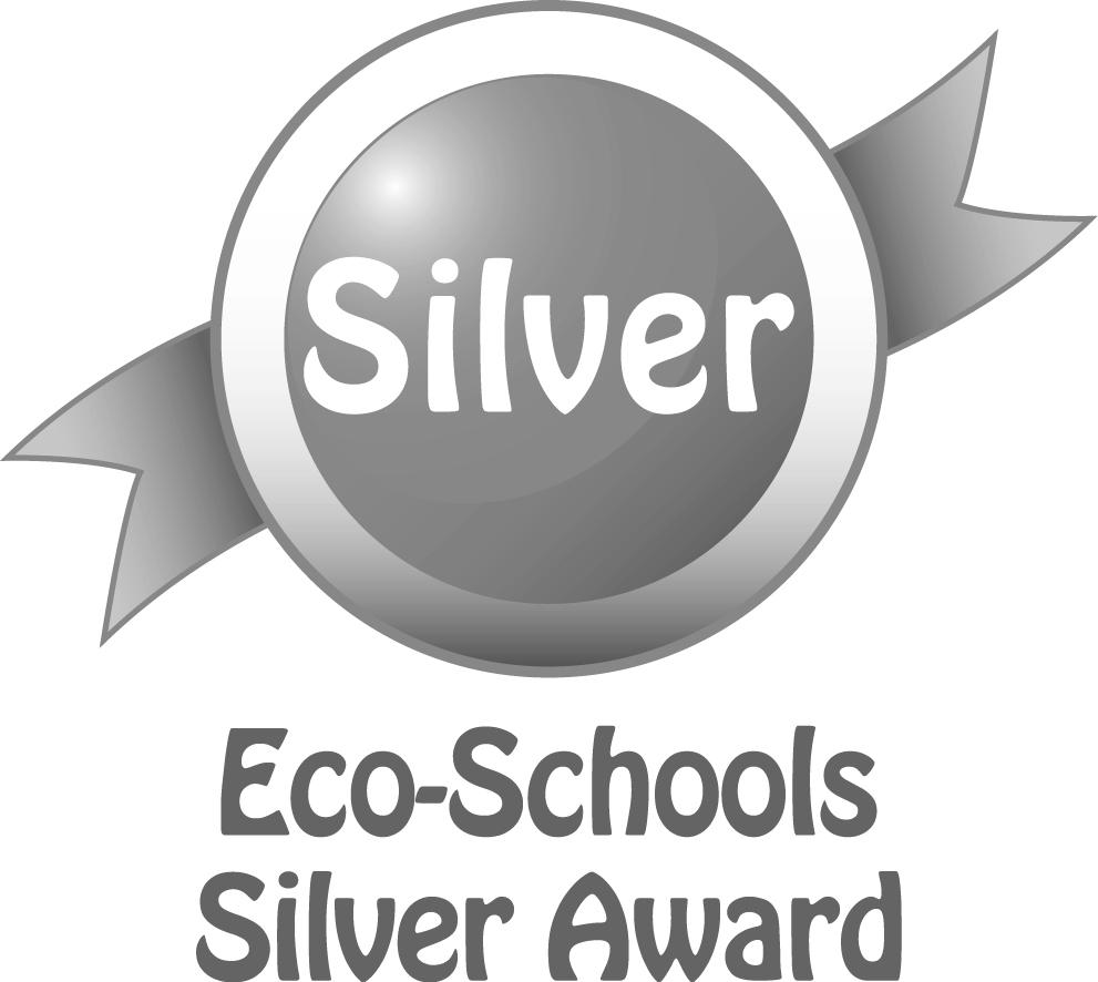 Eco-Schools Silver Award logo