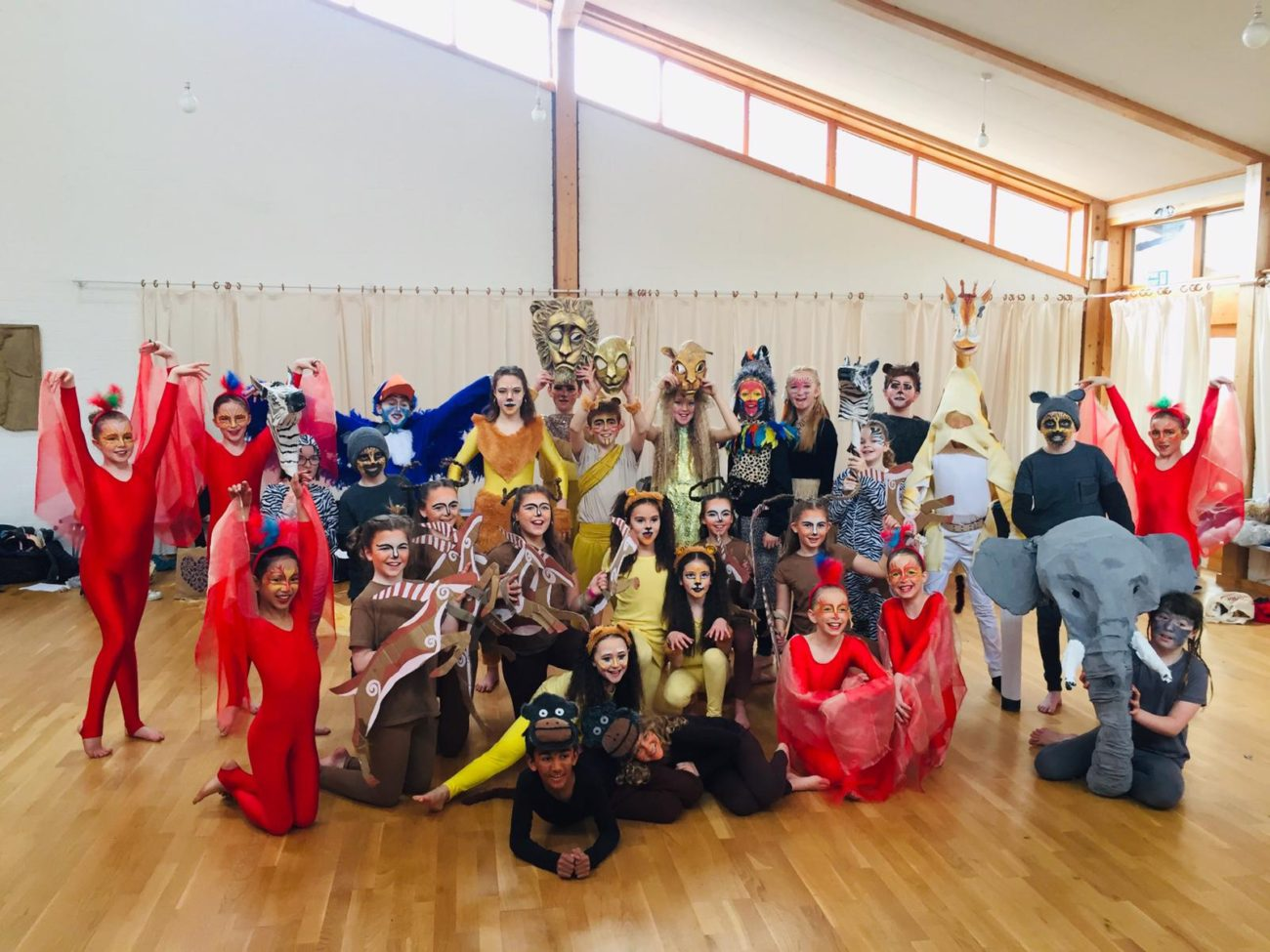The Lion King at Ringwood Waldorf School Variety Show 2019